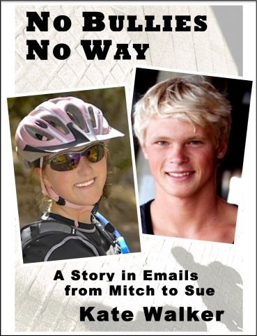 No Bullies No Way Cover #3