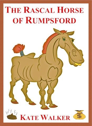 Rascal Horse of Rumpsford_SM 2 Cover